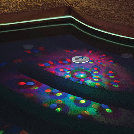 Solar Underwater Light Show 174 Great American Merchandise