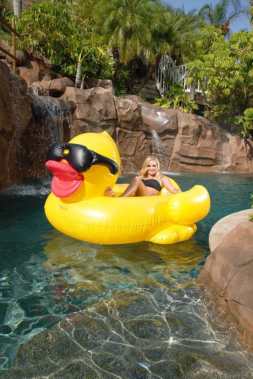 Giant Inflatable Derby Duck 174 Great American Merchandise