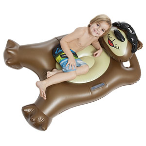 Inflatable Otter – Great American Merchandise & Events